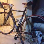 新しいロードバイクが家にやってきました。